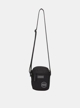 Černá crossbody taška Consigned