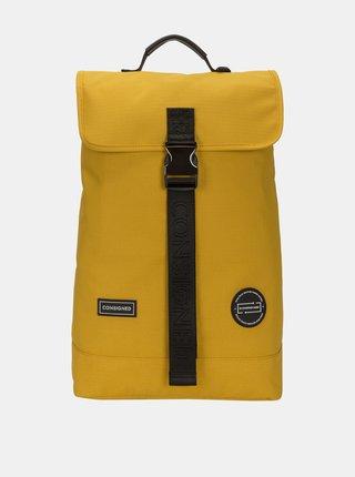 Hořčicový batoh Consigned