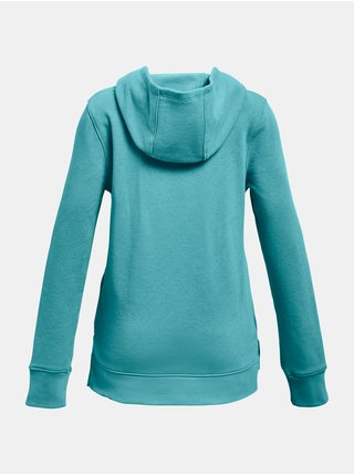 Mikina Under Armour Rival Fleece Logo Hoodie - modrá