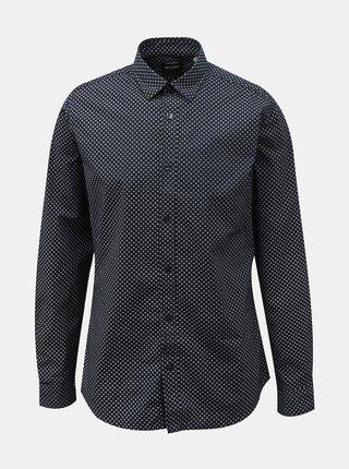 Tmavomodrá košeľa ONLY & SONS