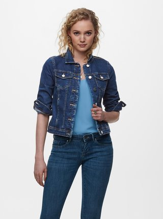 Modrá džínová bunda ONLY Wonder