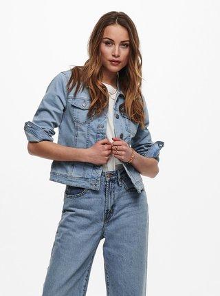 Světle modrá džínová bunda ONLY Wonder