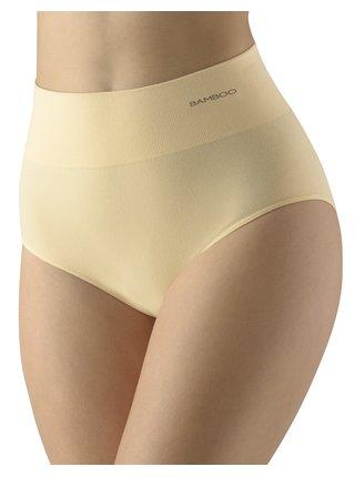 Dámské kalhotky Gina bambusové béžové