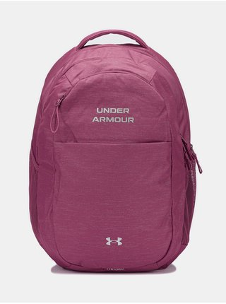 Batoh Under Armour Hustle Signature Backpack-PNK