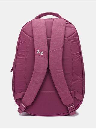Batoh Under Armour Hustle Signature Backpack - růžová
