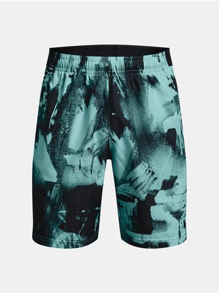 Kraťasy Under Armour Woven Adapt Shorts-BLU