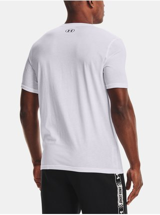 Tričko Under Armour HOOPS SUMMER DAZE TEE - bílá