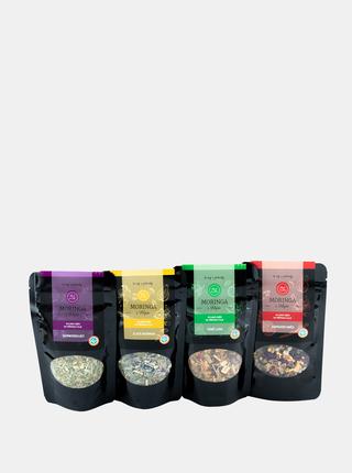 Sada čtyř čajů s Moringou Herb & Me 4x50 g