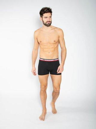 Černé boxerky FILA