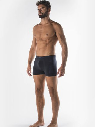 Tmavomodré boxerky FILA
