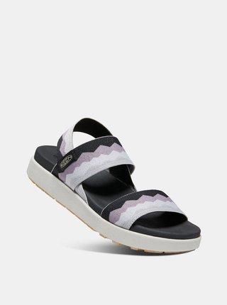 Černo-šedé dámské sandály Keen