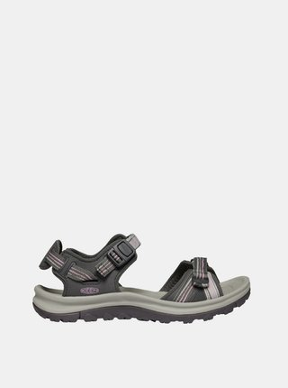 Šedé dámské sandály Keen