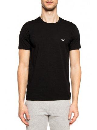 Pánské tričko 2pcs 111267 0P720 74820 černo-modrá - Emporio Armani