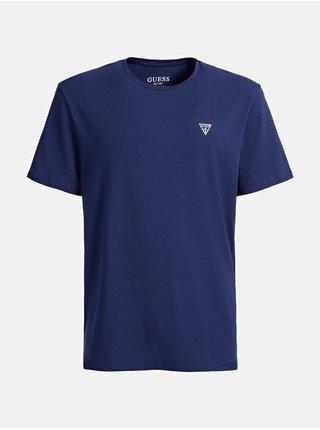 Pánské tričko - U94M09JR003 - C765 tmavě modrá - Guess temně modrá
