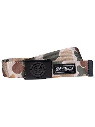 Element BEYOND SAND CAMO pánský pásek - béžová
