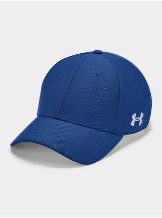 Kšiltovka Under Armour Men's Blank Blitzing Cap-BLU