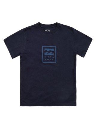 Billabong UNITY NAVY dětské triko s krátkým rukávem - modrá