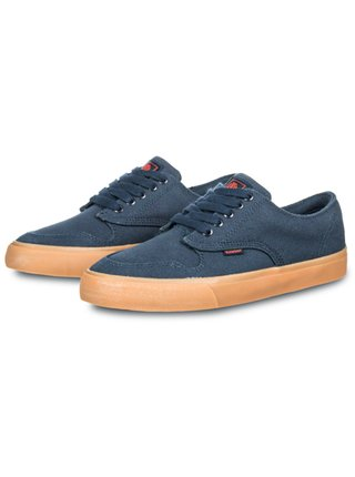 Element TOPAZ C3 NAVY GUM letní boty dětské - modrá