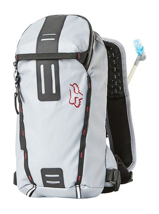 Fox Utility Hydration STEEL GREY pánský batoh na kolo - šedá