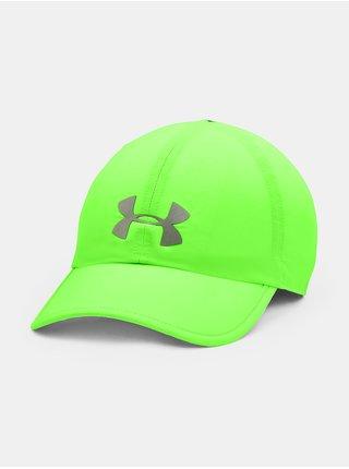 Kšiltovka Under Armour UA Run Shadow Cap - zelená