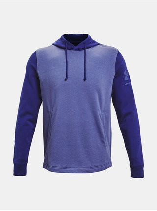 Mikina Under Armour UA RIVAL TERRY COLORBLOCK HD-PPL