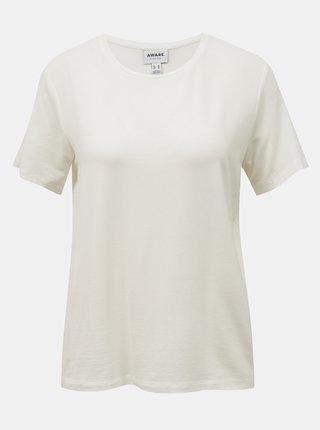 Bílé tričko AWARE by VERO MODA Ava
