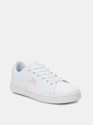 Bílé dámské tenisky Xti