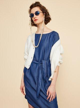 Modré džínové šaty ZOOT Regina