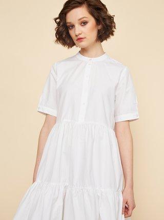 Bílé košilové šaty ZOOT Taylor