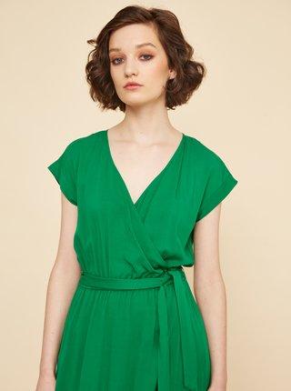 Šaty na denné nosenie pre ženy ZOOT - zelená