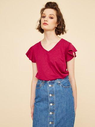Fialové dámské tričko ZOOT Baseline Ariana