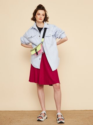 Fialová sukňa ZOOT Baseline Andrea