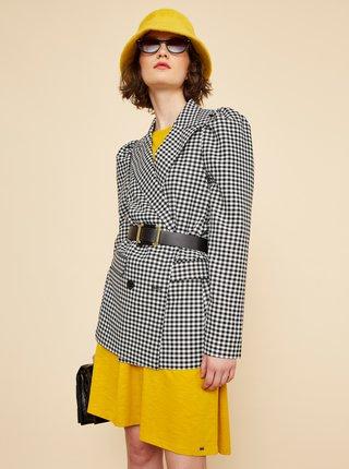 Žluté šaty ZOOT Baseline Bela