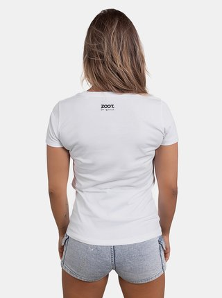 Bílé dámské tričko ZOOT Original Měl ses víc učit