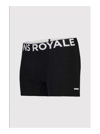 Pánské boxerky Mons Royale černé