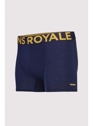 Pánské boxerky Mons Royale tmavě modré