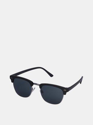 Čierne slnečné okuliare Jack & Jones Ryder