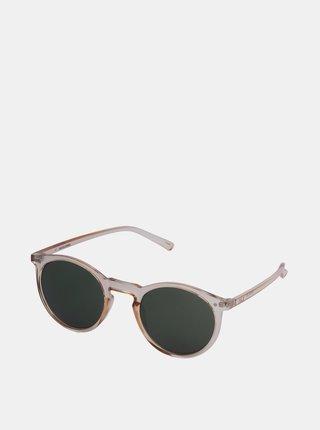 Béžové sluneční brýle Jack & Jones Parker
