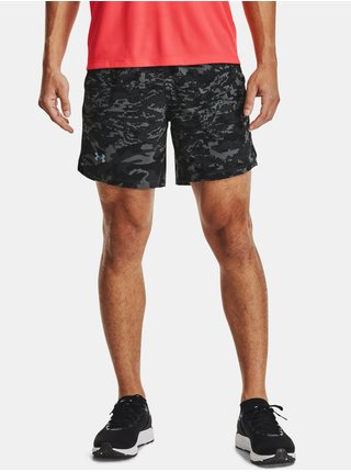 Kraťasy Under Armour UA Launch SW 7'' PRT Short-BLK