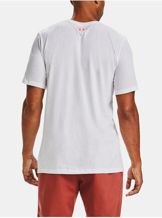 Tričko Under Armour FAST LEFT CHEST 2.0 SS - bílá