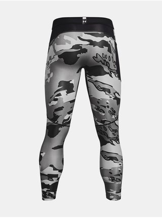 Legíny Under Armour UA HG IsoChill Prnt Leggings-BLK