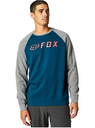 Fox Apex dark indigo mikiny přes hlavu pánská