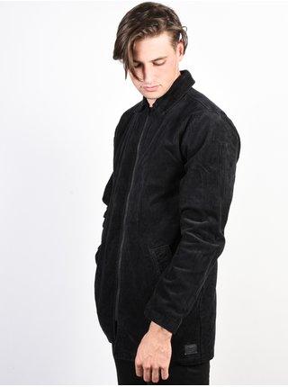 Vans SHELTON black podzimní bunda pro muže - černá