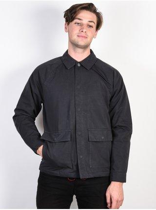 RVCA COACH OF THE YEAR PIRATE BLACK podzimní bunda pro muže - černá