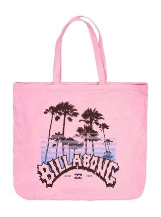 Billabong SURF TOTE ROSE DAWN  taška - růžová