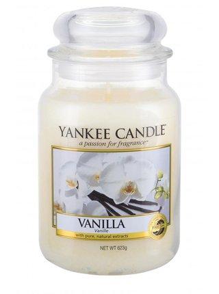 Yankee Candle vonná svíčka Vanilla Classic velký