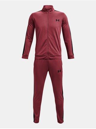 Souprava Under Armour UA Knit Track Suit-RED