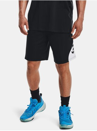 Kraťasy Under Armour EMBIID SIGNATURE SHORT-BLK