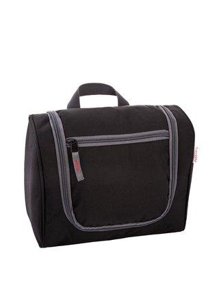 Kosmetická taška Travelite Cosmetic Bag L Black