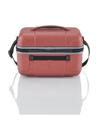Kosmetický kufřík Travelite Vector Beauty case Coral